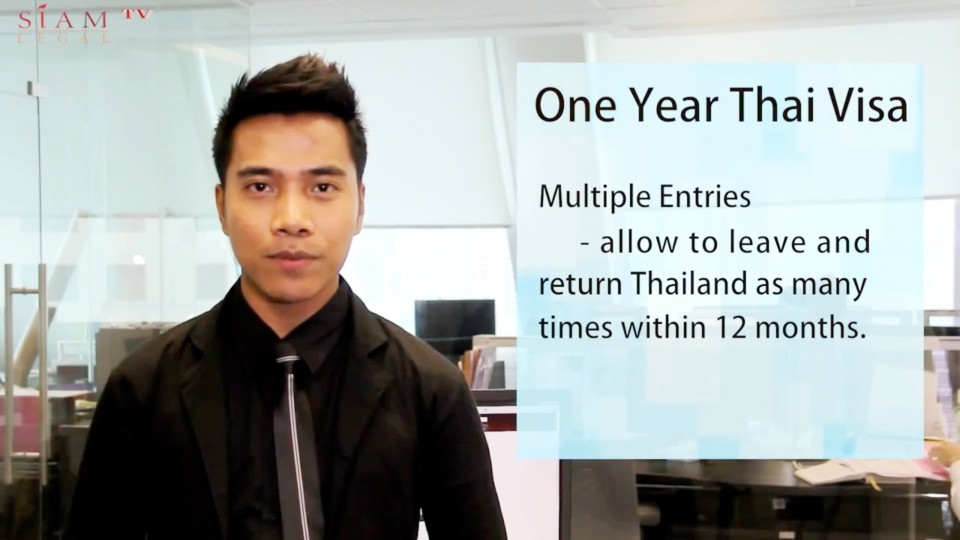 Everything you need to know about the One-year Thai Visa