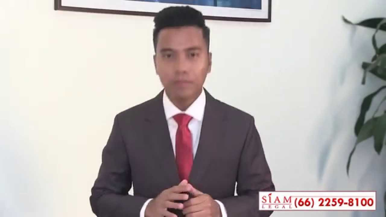 Thailand Retirement Visa Application